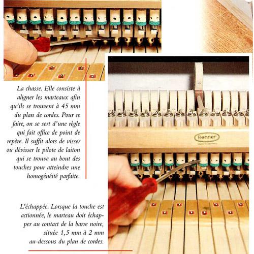 Accordeur de piano en Vendée, Deux-Sèvres et Charente Maritime - L'Artisan du Piano à Fontenay-le-Comte