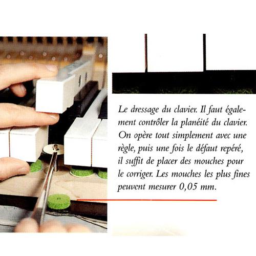Accordeur de piano en Charente Maritime - L'Artisan du Piano Jean-Paul Fromond