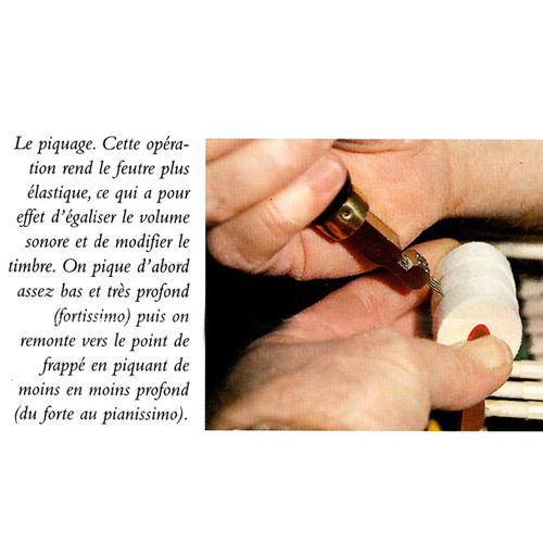Accordeur de piano en Vendée, Deux-Sèvres et Paris - L'Artisan du Piano à Saint Martin de Fraigneau