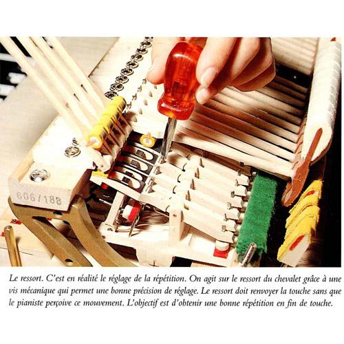 Accordeur de piano à Paris - L'Artisan du Piano à Paris