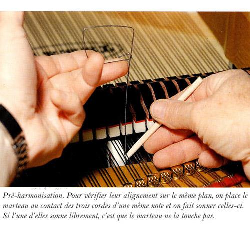 Accordeur de piano en Vendée et Deux-Sèvres - L'Artisan du Piano à Fontenay-le-Comte