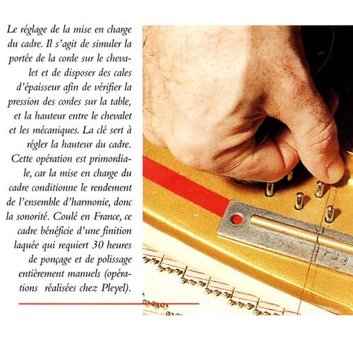 Réglage piano en Vendée et Deux-Sèvres - L'Artisan du Piano à Fontenay-le-Comte