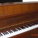 Piano droit d'occasion de marque Samick modèle S-108 S